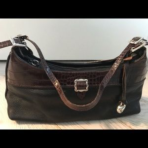 Classic Brighton Small Leather Bag
